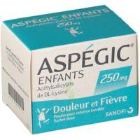 Aspegic Enfants 250, Poudre Pour Solution Buvable En Sachet-dose à LA ROCHE SUR YON