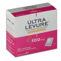Ultra-levure 100 Mg Poudre Pour Suspension Buvable En Sachet B/20 à LA ROCHE SUR YON