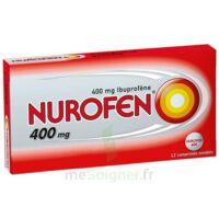Nurofen 400 Mg Comprimés Enrobés Plq/12 à LA ROCHE SUR YON