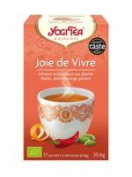 Yogi Tea Joie De Vivre à LA ROCHE SUR YON