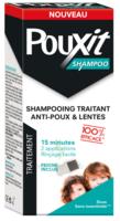 Pouxit Shampoo Shampooing Traitant Antipoux Fl/200ml+peigne à LA ROCHE SUR YON