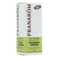 Huile Essentielle Eucalyptus Citronne Bio Pranarom 10 Ml à LA ROCHE SUR YON