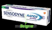 Sensodyne Rapide Pâte Dentifrice Dents Sensibles 75ml à LA ROCHE SUR YON