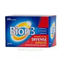Bion 3 Défense Adulte Comprimés B/60 à LA ROCHE SUR YON