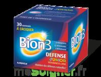 Bion 3 Défense Junior Comprimés à Croquer Framboise B/30 à LA ROCHE SUR YON