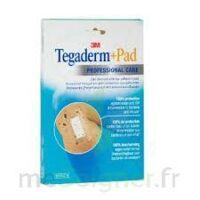 Tegaderm + Pad, 5 Cm X 7 Cm , Bt 10 à LA ROCHE SUR YON