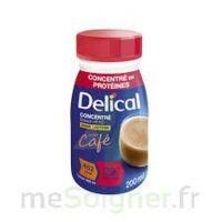 Delical Boisson Hp Hc Concentree Nutriment Café 4bouteilles/200ml à LA ROCHE SUR YON