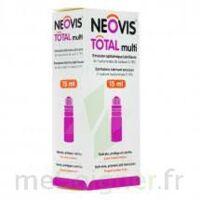 Neovis Total Multi S Ophtalmique Lubrifiante Pour Instillation Oculaire Fl/15ml à LA ROCHE SUR YON