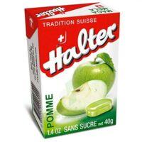 Halter Sans Sucre Bonbon Pomme B/40g à LA ROCHE SUR YON