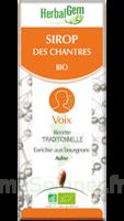 Herbalgem Sirop Bio Des Chantres 150ml à LA ROCHE SUR YON