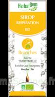 Herbalgem Sirop Bio Respiration 150ml à LA ROCHE SUR YON