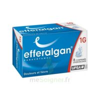Efferalganmed 1 G Cpr Eff T/8 à LA ROCHE SUR YON