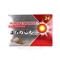 Nurofenplast 200 Mg Emplâtre Médic 4sach à LA ROCHE SUR YON