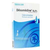 Desomedine 0,1 % Collyre Sol 10fl/0,6ml à LA ROCHE SUR YON