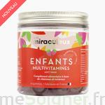 Les Miraculeux Gummies Enfants Multivitamines Fraise Gommes B/42 à LA ROCHE SUR YON