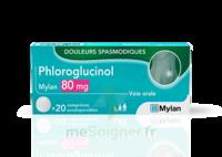 Phloroglucinol Mylan 80 Mg, Comprimé Orodispersible à LA ROCHE SUR YON