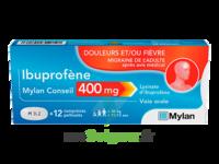 Ibuprofene Mylan Conseil 400mg, Comprimés Pelliculés à LA ROCHE SUR YON