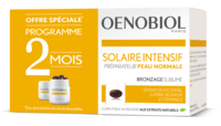 Oenobiol Solaire Intensif Caps Peau Normale 2*pot/30 à LA ROCHE SUR YON