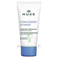 Crème Fraiche® De Beauté - Masque Hydratant 48h Et Anti-pollution50ml à LA ROCHE SUR YON