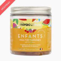 Les Miraculeux Gummies Enfants Multivitamines Tutti Frutti Gommes B/42 à LA ROCHE SUR YON