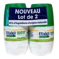 Etiaxil Végétal Déodorant 24h 2roll-on/50ml à LA ROCHE SUR YON