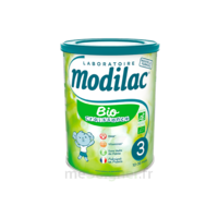 Modilac Bio Croissance Lait En Poudre B/800g à LA ROCHE SUR YON