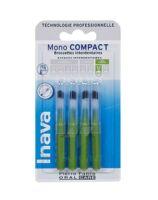 Inava Brossettes Mono-compact Vert Iso 6 2,2mm à LA ROCHE SUR YON