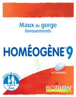 Boiron Homéogène 9 Comprimés à LA ROCHE SUR YON