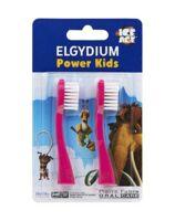 Elgydium Recharge Pour Brosse à Dents électrique Age De Glace Power Kids à LA ROCHE SUR YON