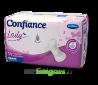 Confiance Lady Protection Anatomique Incontinence 4 Gouttes Sachet/14 à LA ROCHE SUR YON