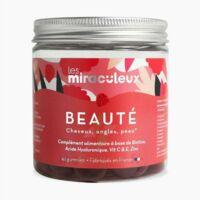 Les Miraculeux Gummies Beauté Gommes B/42 à LA ROCHE SUR YON