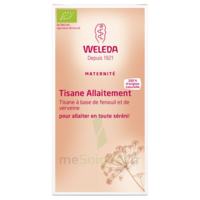 Weleda Tisane Allaitement 2x20g à LA ROCHE SUR YON