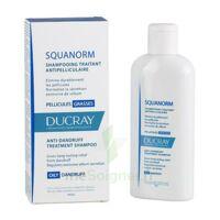 Ducray Squanorm Shampooing Pellicule Grasse 200ml à LA ROCHE SUR YON