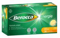 Berocca Energie Comprimés Effervescents Orange B/30 à LA ROCHE SUR YON