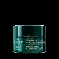 Nuxe Bio Masque Détoxifiant Eclat 50ml à LA ROCHE SUR YON