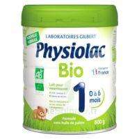 Physiolac Bio 1 Lait En Poudre B/800g à LA ROCHE SUR YON