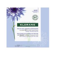 Klorane Bleuet Bio Patchs Défatigants Express 2 Patchs à LA ROCHE SUR YON